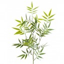 Bambou japonais artificiel 70cm sur branche