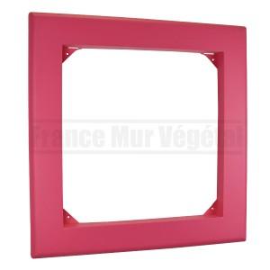 http://www.materiel-mur-vegetal.fr/1368-2866-thickbox/cadre-flowall-rose-58x56cm.jpg