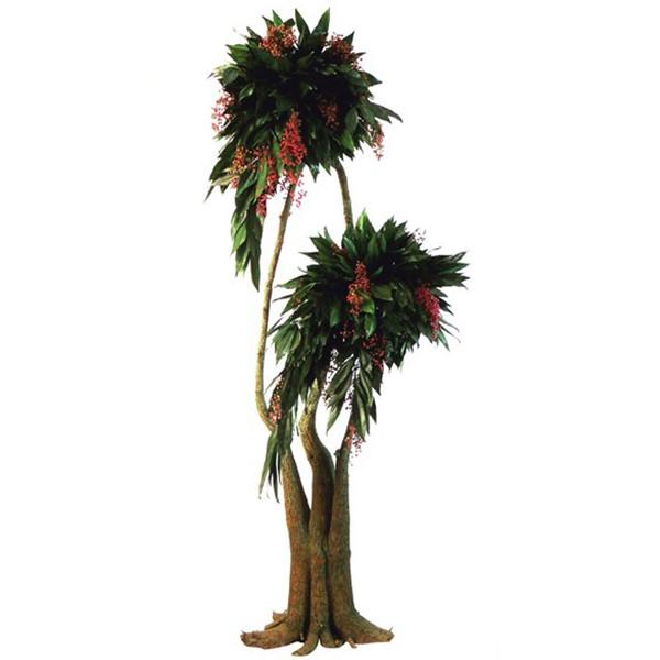 arbre bonsa cocculus stabilis 190cm mat riel mur v g. Black Bedroom Furniture Sets. Home Design Ideas