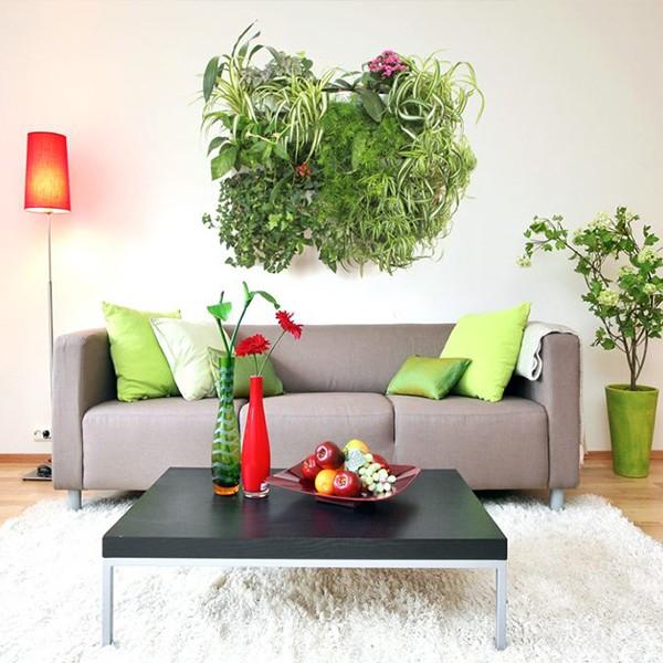 comment utiliser la couleur vert d eau jade dans salon. Black Bedroom Furniture Sets. Home Design Ideas