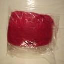 Paquet de Sisal rouge 500gr
