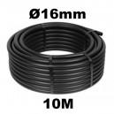 Tuyau d'irrigation Ø 16mm 10m linéaire