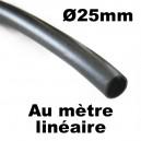 Tuyau d'irrigation Ø25mm GAG 3 bar au mètre linéaire