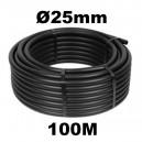 Tuyau d'irrigation Ø25mm GAG 3 bar longueur 100M