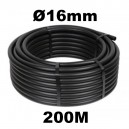 Tuyau d'irrigation Ø16mm GAG 3 bar longueur 200M