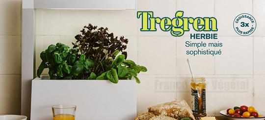 mini potager d int rieur herbie noir 20x40x44cm mat riel mur v g. Black Bedroom Furniture Sets. Home Design Ideas