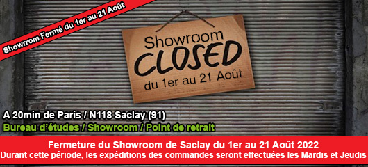 Showroom, magasin, point de retrait � Saclay en Essonne (91)