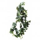 Lierre artificiel 175cm 233 grandes feuilles sur pique