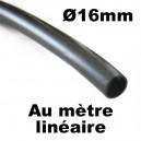 Tuyau d'irrigation Ø 16mm au mètre linéaire
