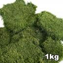 Mousse plate stabilisée Vert 1kg